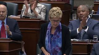 MPP Nicholls Pressures Liberal Government to #BuildTheBarrier