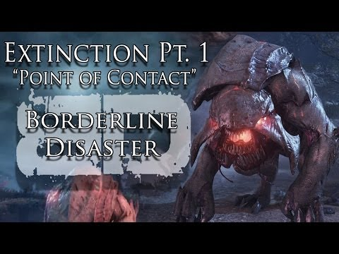 "Extinction Pt. 1 ""Point of Contact"" Music Video - Borderline Disaster - COD: Ghosts Extinction song"