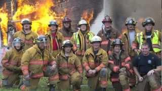 NorthCentral Wisconsin Volunteer Fire Departments Recruitment Spot
