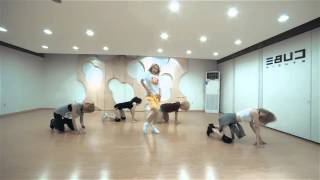 hyuna roll deep mirror and slow 50 dance practice