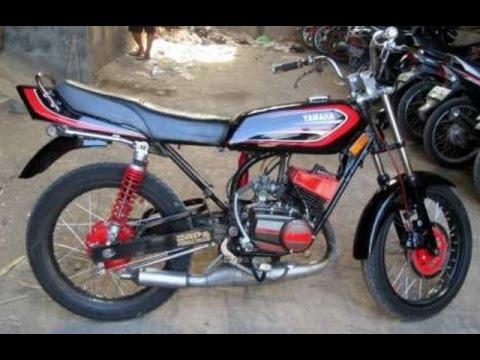 ... | Video Modifikasi Motor Yamaha Rx Spesial Knalpot Kolong Terbaru