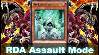 Red-Dragon Archfiend Assault Mode! ft Psi-Reflector (New EX Structure Deck, Yu-Gi-Oh! Duel Links)