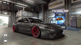 CSR Racing 2    Prestige Cup w/ Nissan Silvia S15 Rocketbunny