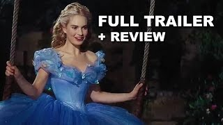 Cinderella 2015 International Trailer + Trailer Review : Beyond The Trailer