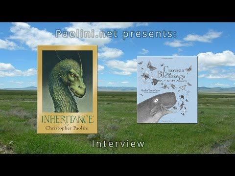 Christopher Paolini and Bradley T. Greive's Writing Advice