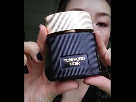 最近愛用中の香水☆TOM FORD ノワール プール ファム 佐々木あさひ C CHANNEL