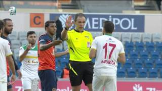Medipol Başakşehir 2 - 2 Amed Sportif Maç Özeti  (28 Ocak 2016)