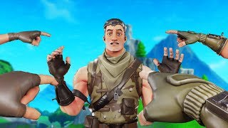 WHY DO I ONLY USE THIS SKIN? -FORTNITE-M3CK