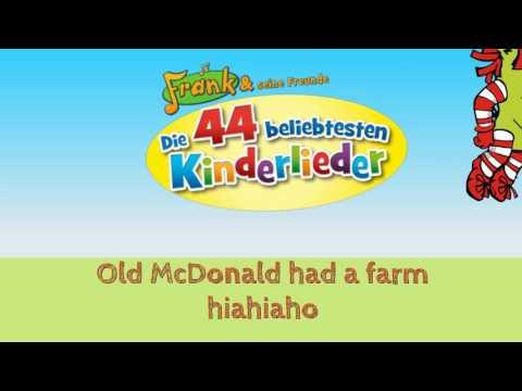 Karaoke - Old McDonald had a farm - Frank und seine Freunde