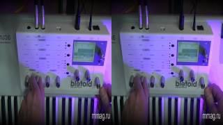 mmag.ru: Синтезатор Waldorf Blofeld - видео обзор 3d