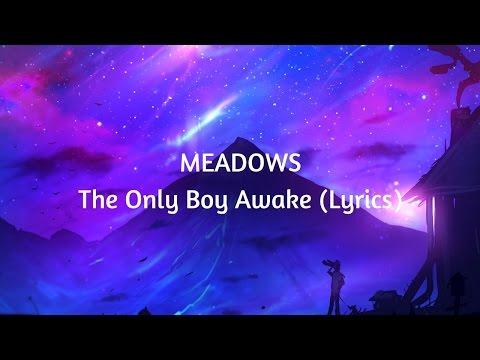 MEADOWS - The Only Boy Awake