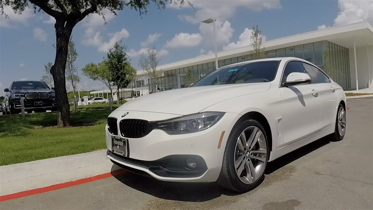 2019 BMW 440i Gran Coupe - Quick Drive and Price - YouTube