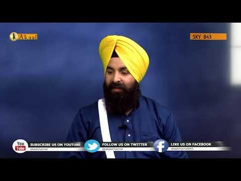 Guru Ki Baat | Episode 36 | Guest: Gyani Gurdeep Singh | Akaal Channel