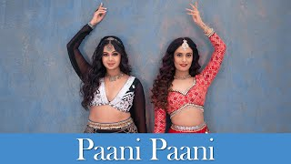 Paani Paani | Jacqueline Fernandez | Badshah | Aastha Gill | Team Naach Choreography