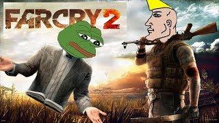 Над чем орать в FAR CRY 2 (Far cry 5 на минималках)