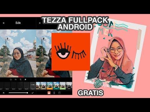 APLIKASI TEZZA 2020 ANDROID FULLPACK TERBARU / CARA MEMBUAT TEZZA FULLPACK GRATIS