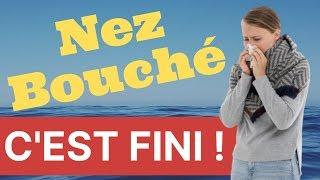 Rhume Et Allergie La Solution (Naturelle) Immédiate Contre Le Nez Bouché