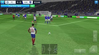 Dream League Soccer 2018 Android Gameplay #35