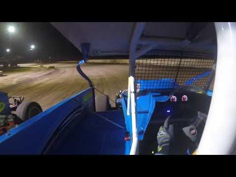 Kyle Inman - Onboard - Feature Win 7/12/19 Ransomville Speedway