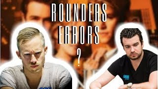 Professional Poker Players React to Errors in Rounders