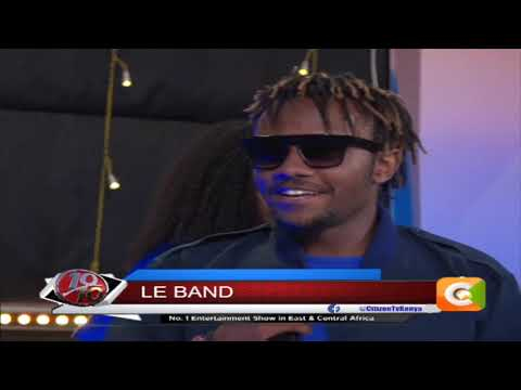 Le Band exclusive on 10 over 10