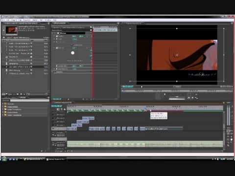 how to create bouncing effect in premiere pro