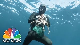 South Korea's Amazing 'Mermaids' Keep Alive A Centuries-Old Tradition | NBC News