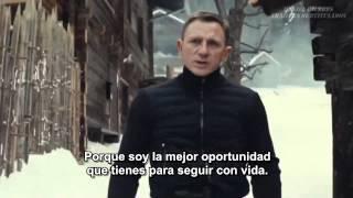 007: SPECTRE - Trailer #1 Subtitulado al Español [HD]