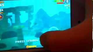 ipod gaming video ep 1 hungry shark exo