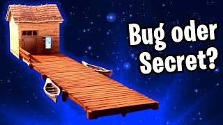 No one will find you here! | Bug or *SECRET* ? | Fortnite Secret Places