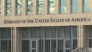 Some U.S. diplomats in Cuba diagnosed with mild traumatic brain injuries