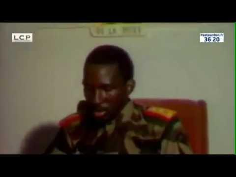 Blaise Compaoré a fait tué Sankara Thomas