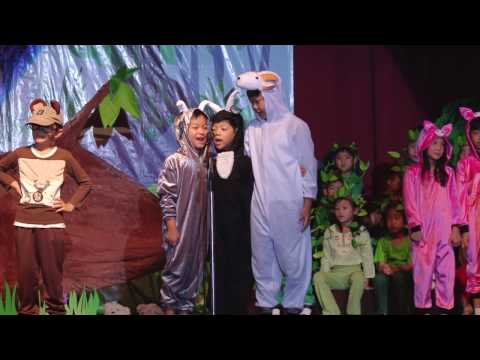 3 of a Kind - Primary School Play