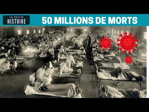 La Grande Pandémie : 50 Millions De Morts - La Petite Histoire - TVL