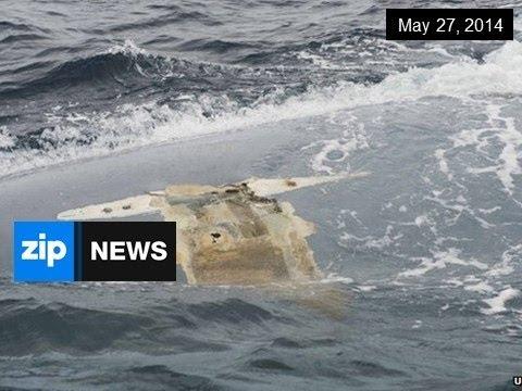 UK Yacht Found - May 27, 2014