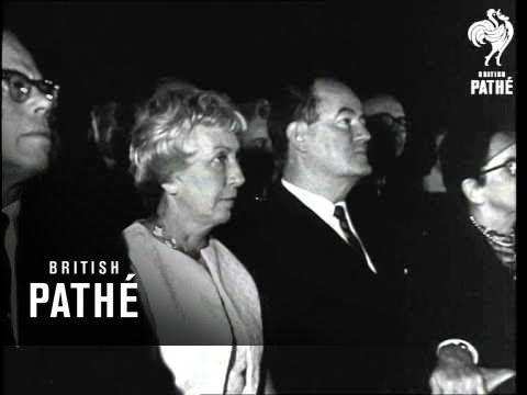 Atlantic City Prepares For Democratic Convention (1964)