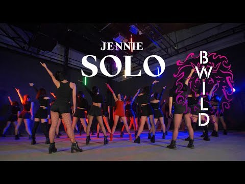 JENNIE(제니) BLACKPINK(블랙핑크) - 'SOLO' Dance Cover By B-Wild From Vietnam [Dance Cover Contest By YG]
