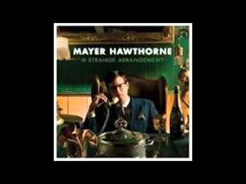 Mayer Hawthorne--I wish it would rain