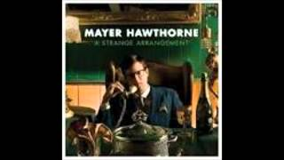 Mayer Hawthorne--I wish it would rain