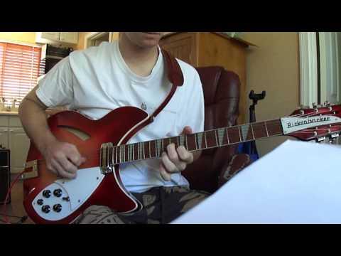 The Beatles - I Call Your Name (Rickenbacker 360-12c63)