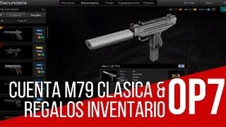 75 l venta cuenta lv 48 m79 clasica 5 slots partes doradas maestro   hd 1080p