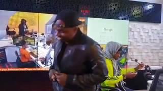 Khaligraph Jones dancing Chukucha song