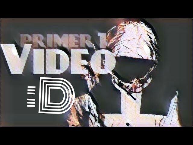 Primer video para el canal