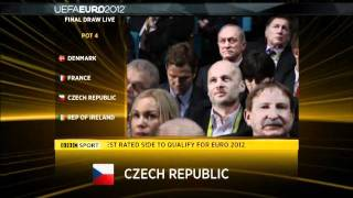 The UEFA EURO 2012 DRAW (December 2nd 2011)
