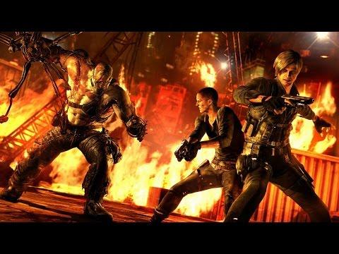 Resident Evil 6 - PS4 vs PS3 vs Xbox One Graphics Comparison