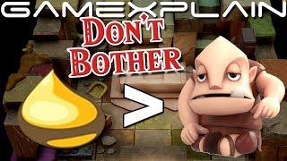 Dampé's Chamber Dungeon Reward is Worse Than BotW's Korok Poop (Link's Awakening Switch)
