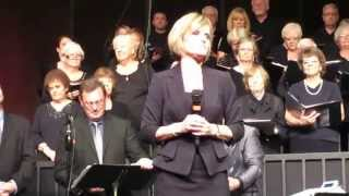 Celebration Choir / Tammy Mitchell (Though Your Sins Be As Scarlet) 10-11-14 Northwest Gospelfest