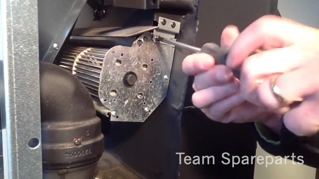 Guide vid o comment changer le ventilateur sur votre po le granul s youtube - Comment choisir son poele a granule ...