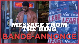 MESSAGE FROM THE KING - Bande-annonce VOSTFR