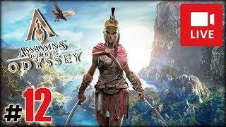 """[Archiwum] Live - Assassin's Creed: Odyssey! (4) - [1/2] - """"Liście zabijają"""""""